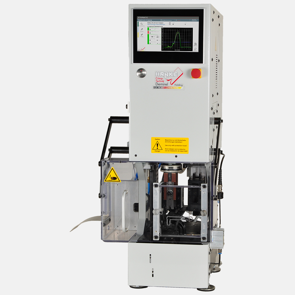 CFA, Crimp Force Analyzer, mechanical press, applicator, connector, terminal, crimping