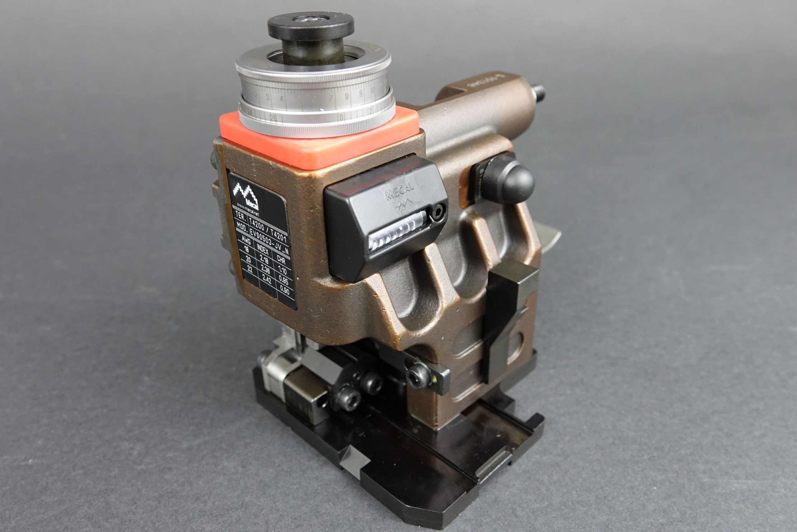 aplicator for mini fit serie, Mecal, rast 4.2, T4200